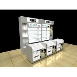 西安华瑞展柜-皮鞋展柜制作-中卫皮鞋展柜图片