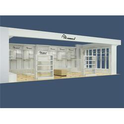 服装展柜厂家-西安华瑞展柜(在线咨询)内蒙古服装展柜图片