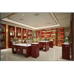 西安华瑞展柜(图),烤漆展柜厂家,陕西烤漆展柜图片
