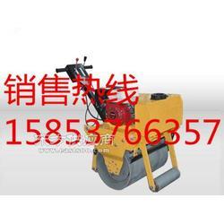 售后三包手扶单轮压路机小型轧道机一轮振动压路机沟槽压实机厂家图片