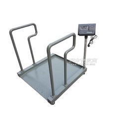 透析室专用的轮椅秤图片