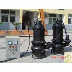 沉淀池潜水污泥泵|NSQ潜水污泥泵|电动潜水污泥泵图片