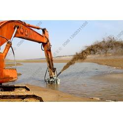 液压挖泥泵_港口清淤设备_大型液压挖泥泵图片