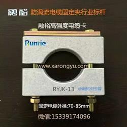 山西电缆固定卡,电缆固定用融裕电缆卡,金矿用电缆固定卡图片