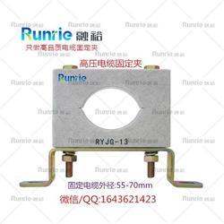 陕西电缆固定夹,户外高压电缆固定夹,融裕电缆夹免费样品试用图片