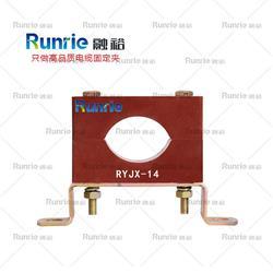 低压单孔电缆夹报价、融裕电缆固定夹具直销、东营单孔电缆夹图片