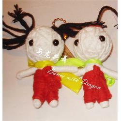 巫毒娃娃挂件公司 中龙饰品 宁波巫毒娃娃挂件图片