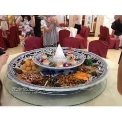 景德瑞满陶瓷蒸汽大鱼盘定做图片
