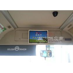 欧视卡工厂 17寸车载后折式显示器AV/BNC/VGA全金属抗震设计图片