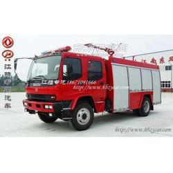 五十铃消防车主要参数配置18671079399图片