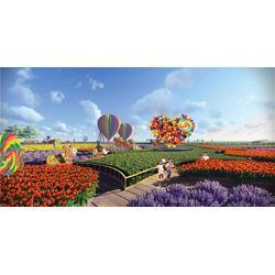西安农业观光园规划设计|西安农业观光园|陕西观源景观设计图片