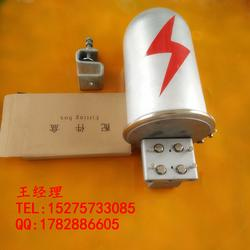 ADSS光缆铝合金接头盒塔用帽式接续金具型号图片