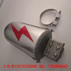 生产铝合金光缆接头盒 杆用光缆金具图片
