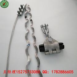 供应预绞式opgw光缆悬垂夹具 光缆直线固定夹具图片
