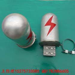 铝合金材质光缆杆用接头盒使用范围图片
