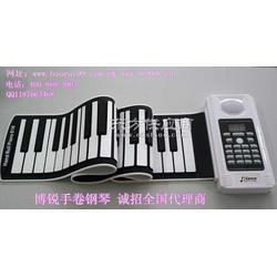 博锐手卷钢琴厂家电子琴礼品加工图片