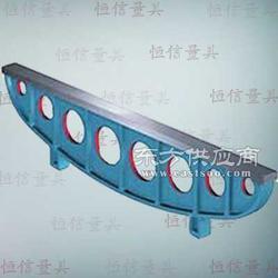 定做平尺桥型平尺铸铁桥型平尺图片