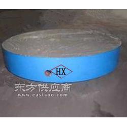 铸铁平板铸铁圆形平板圆形平板厂家图片