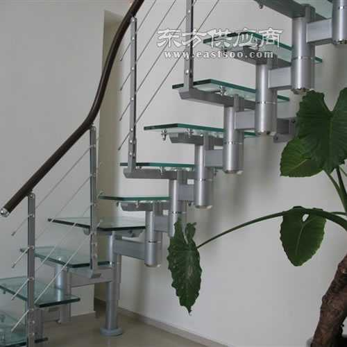 钢木楼梯\钢木楼梯厂家