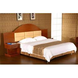 大同酒店软垫床|太原吉田家具厂|酒店软垫床定制图片