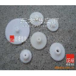 塑料双联齿轮POM齿轮塑胶齿轮模具图片
