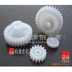 塑料齿轮标准齿轮减速齿轮图片