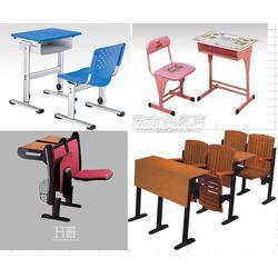 可升降学生课桌椅图图片
