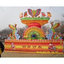 红灯笼花灯厂(图)|昔阳春节花灯定做|春节花灯图片