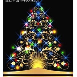 圣诞彩灯,山西太原横渠花灯厂,娄烦彩灯图片