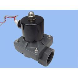 武汉创力电磁阀公司,pvc塑料电磁阀,湖北塑料电磁阀图片