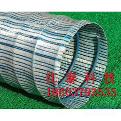 供应软式透水管 渗水管生产厂家江泰科技直供图片