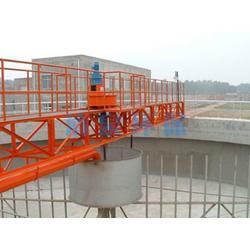 半桥式刮吸泥机用途、天津半桥式刮吸泥机、诸城清泉环保图片