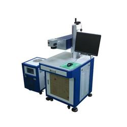 开关紫外激光刻字机、冠钧激光(在线咨询)、南山紫外激光刻字机图片