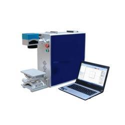 氧化铝激光打标设备-冠钧激光(在线咨询)龙川激光打标设备图片