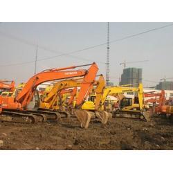上海二手挖掘机市场,金浩二手挖掘机,二手挖掘机图片