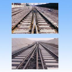 矿用对称道岔供应商、鑫阳机械、矿用对称道岔图片