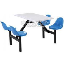 食堂餐桌椅学生快餐桌椅食堂餐桌椅定制图片