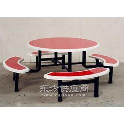 食堂餐桌椅快餐桌椅玻璃钢食堂餐桌椅图片
