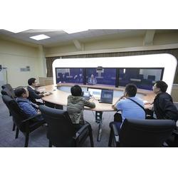 视频会议系统拓扑构图-武汉九华视讯-视频会议系统
