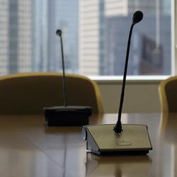 无线话筒上门维护维修-话筒-武汉九华视讯图片