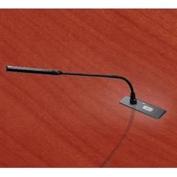 武汉九华视讯 升降式麦克风话筒支架-话筒支架图片