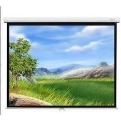 袖珍投影仪配套投影幕-武汉九华视讯-投影幕图片