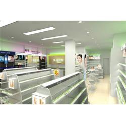 专业化妆品展柜设计_湛江市化妆品展柜_巨美妆配(查看)图片