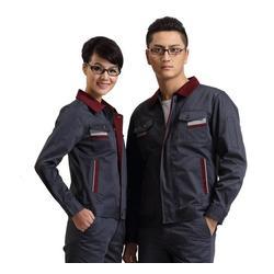 工作服定做-工作服定做制造商-旺龙制衣厂图片