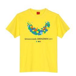 旺龙服饰大批量供应 T恤衫订制生产厂家-T恤衫订制图片