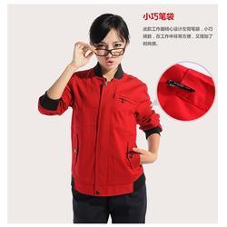 工作服定做价-工作服定做-旺龙服饰质感舒适图片