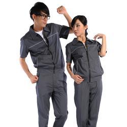 工作服定做厂家-旺龙服饰精湛工艺-工作服定做图片