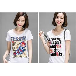 广告衫定制多少钱-旺龙制衣厂(在线咨询)广告衫定制图片