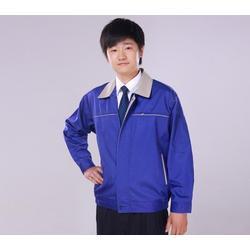 工作服定做廠家直銷-工作服定做-旺龍服飾質地柔軟圖片