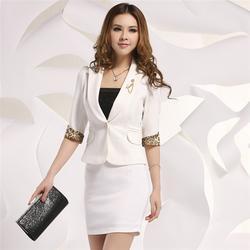 旺龙服饰质感舒适 职业装定制厂家直销-职业装定制